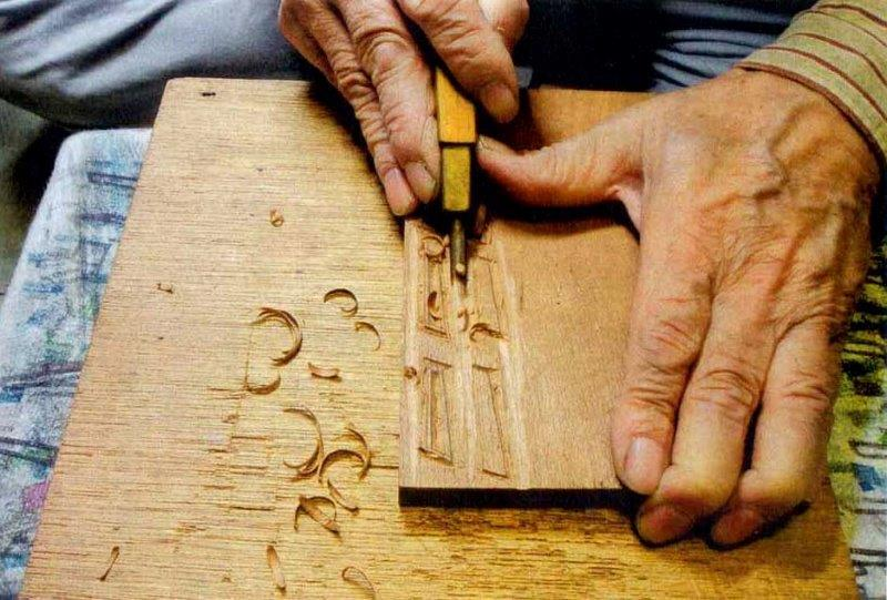 carving woodblock 2