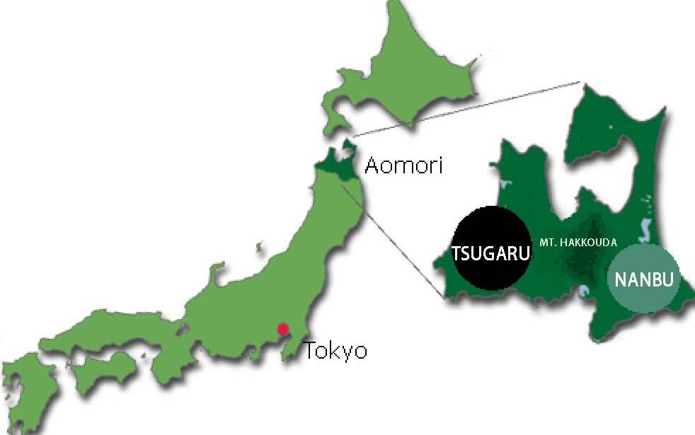aomori map 2
